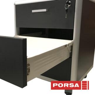 Porsa Skuffe med fuld udtræk softclose