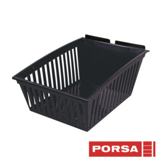 Porsa Cratebox skrå medium