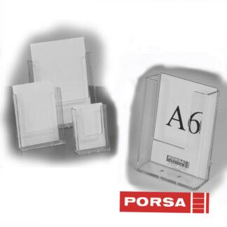 Porsa Brochureholder A6