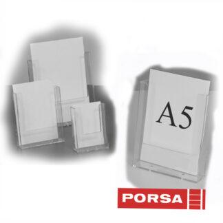 Porsa Brochureholder A5