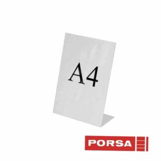 Porsa Brochureholder A4