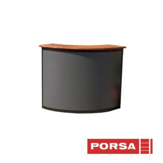 Porsa Bueskranke med farvet front