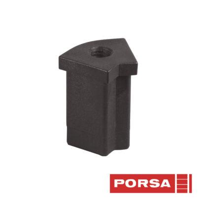 Porsa Dupsko 135° med gevind M10