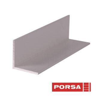 Porsa Sideliste til panelvæg vinkel 25x25 mm