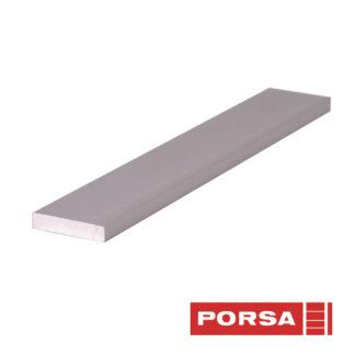 Porsa Fladprofil 5x25 mm