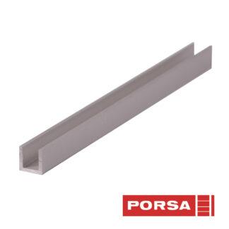 Porsa U-profil 10x10 mm