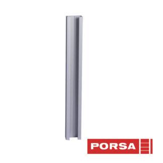 Porsa C-profil 15x25 mm
