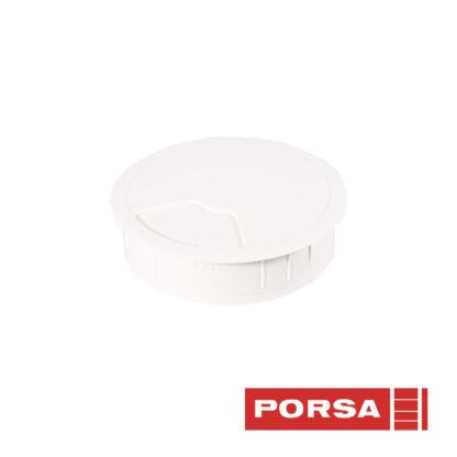 Porsa Kabelroset Ø80 mm