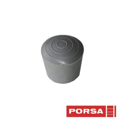 Porsa Dupsko grå gummi