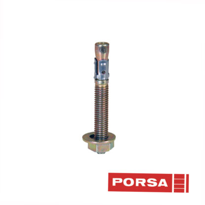Porsa Betonanker 10x75 mm til fodplade