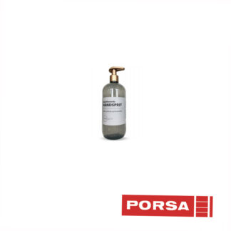Porsa Håndsprit gel 500 ml med pumpe 70% ethanol
