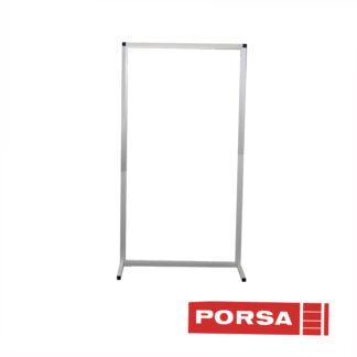 Porsa Skærmvæg gulvmodel med akryl